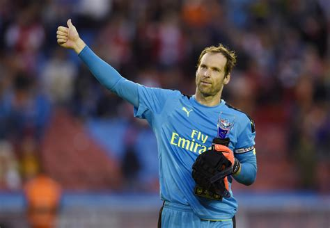 arsenal goalkeeper how arsenal should line up against leicester city