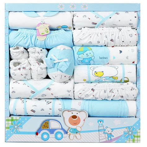 Gify Set Baby Konicare 15pcs set high quality 100 cotton newborn baby clothing gift sets infant suit baby