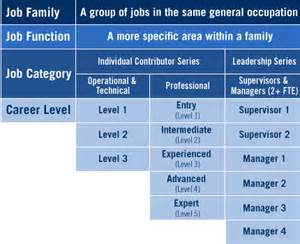 Jobs Definition by Human Resources Career Tracks