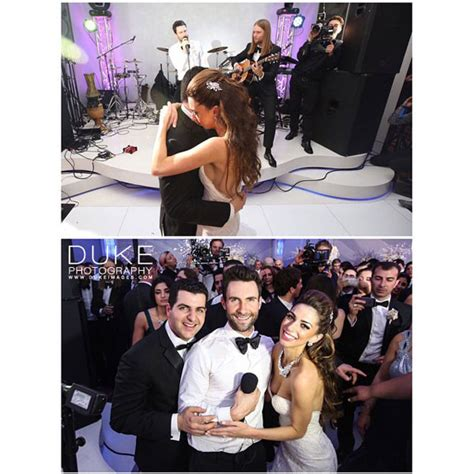 Wedding Crashers Last Song by Here S What Happened When Maroon 5 Crashed Weddings In L A