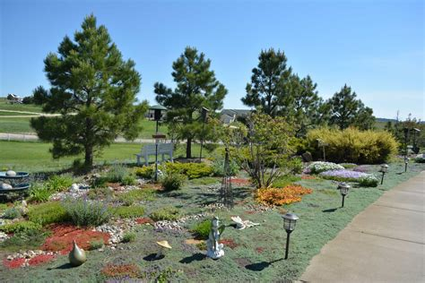 curb appeal colorado springs xeriscaping colorado springs timberline landscaping