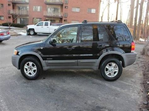 ford escape cars for sale 2001 ford escape cars for sale
