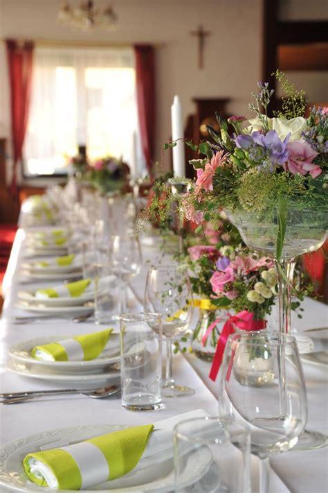 Tischdeko Hochzeit Glasvasen by Hochzeit Am 12 September 2009