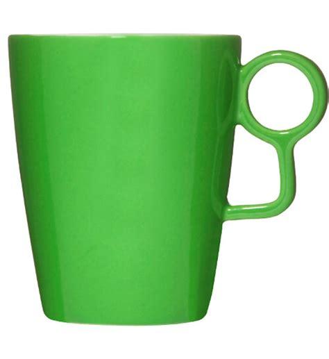 Handle Green Coffee loop handle coffee mug in coffee mugs