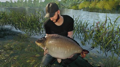 Euro Fishing: Manor Farm Lake on PS4 | Official ...