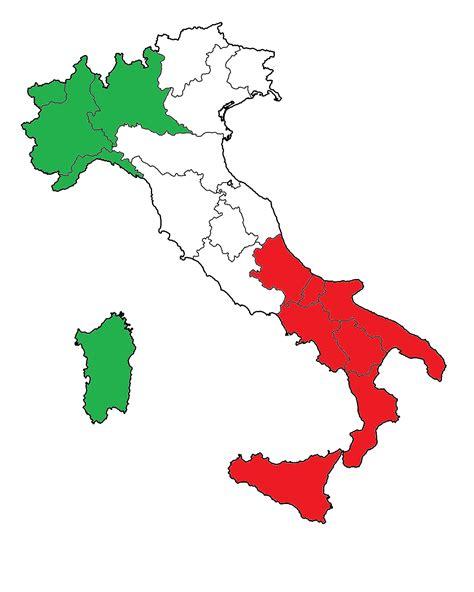 statuto d italia l italia delle regioni la geografia politica dell italia