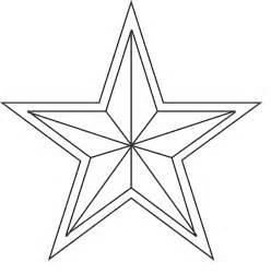 free printable star coloring pages kids