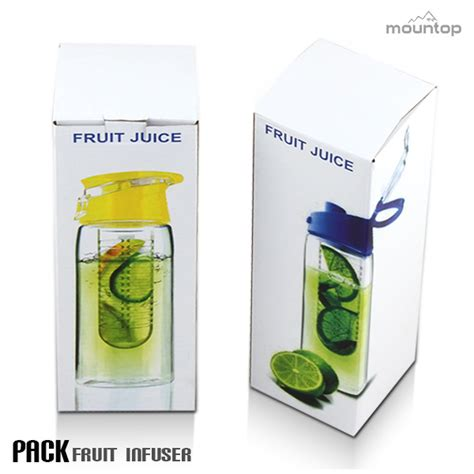 Voss Detox Water Price by New 750ml Fashionable Water Juice Bottle Voss Fruit