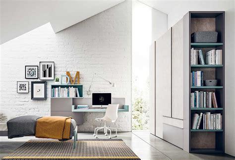 armadio con libreria armadio con terminale libreria lateral clever it