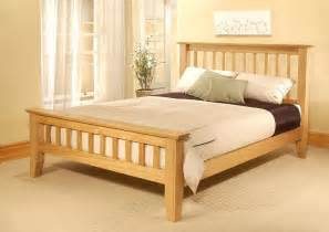 King Size Bed Frame Wooden How To Build A Wooden Bed Frame 22 Interesting Ways
