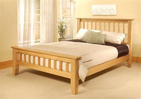 King Size Bed Frame Wood How To Build A Wooden Bed Frame 22 Interesting Ways
