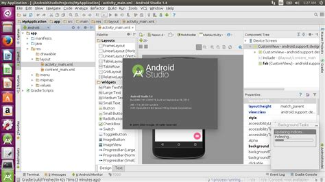 install android studio android er install android studio on ubuntu 15 10 using ubuntu developer tools center