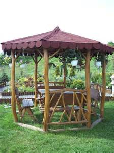 Rustic Gazebo by 17 Best Images About Gazebos On Pinterest Gardens The