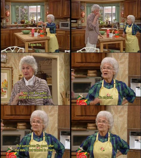 Golden Girls Memes - attack of the meme a food inspired love affair with the