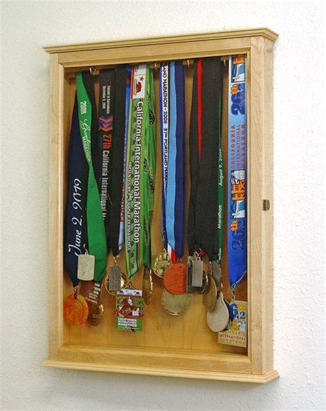 Display Cabinets For Medals by What To Do With Your Race Medals Bibs And T Shirts