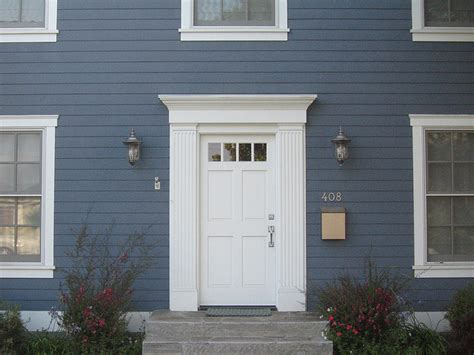 Exterior Door Molding Ideas Best 25 Front Door Molding Ideas On Pinterest Door Paint Design Gray Front Door Colors And