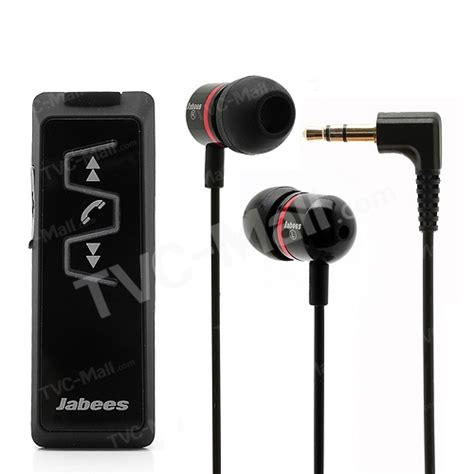 Headset Earphone Stereo Headphone Jabees M4 jabees is901 5 in 1 stereo wireless bluetooth headset earphone for iphone ipod samsung sony
