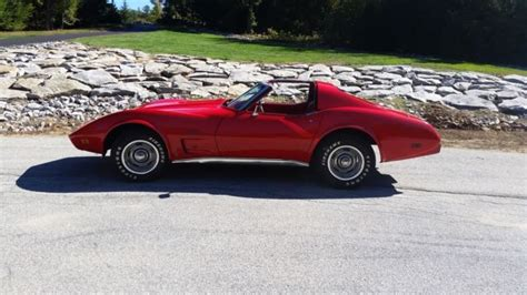 1976 corvette stingray t top 1976 corvette stingray t top coupe for sale chevrolet