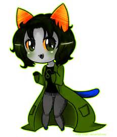 Homestuck nepeta anime source http imgarcade com 1 homestuck anime