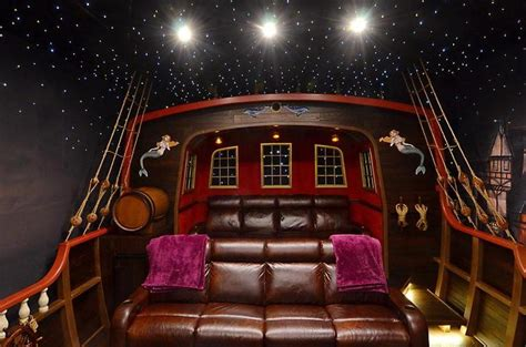 creative home theater design ideas interiorsherpa
