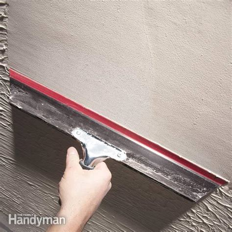 Skim Coat Ceiling With Roller by How To Skim Coat Walls The Family Handyman