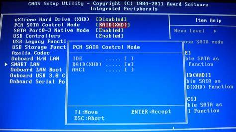 Pch Sata Control Mode - it diary 自作pc ハードウェアraid0を組む