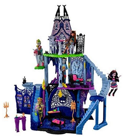 monster high doll house amazon amazon monster high freaky fusion doll house only 78 84 mylitter one deal at a time