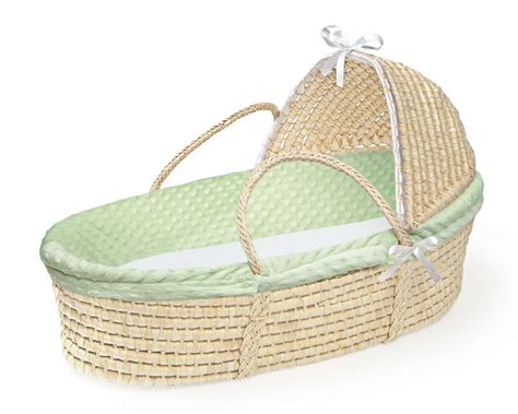 Crib Moses Basket by New Baby Moses Basket Bassinet Cradle Bed Crib Ebay