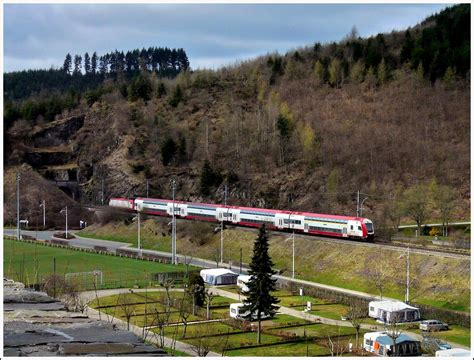 Lu Infrared luxembourg wagons 4 rail pictures