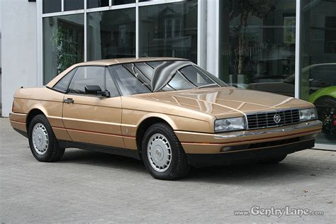 1993 cadillac allante autos classic blog