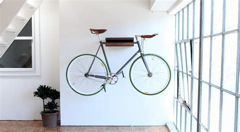 Bike Rack For Wall Hanging by Wall Mount The 12 Best Indoor Bike Racks Hiconsumption