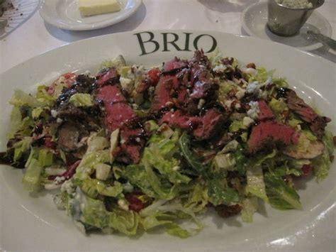 brio steak salad creme brulee picture of brio tuscan grille palm beach