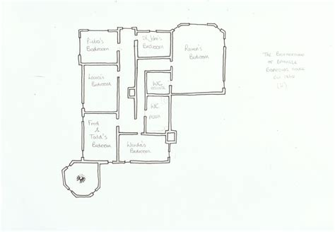 boarding house floor plan boarding house floor plan ii by nemhaine42 on deviantart
