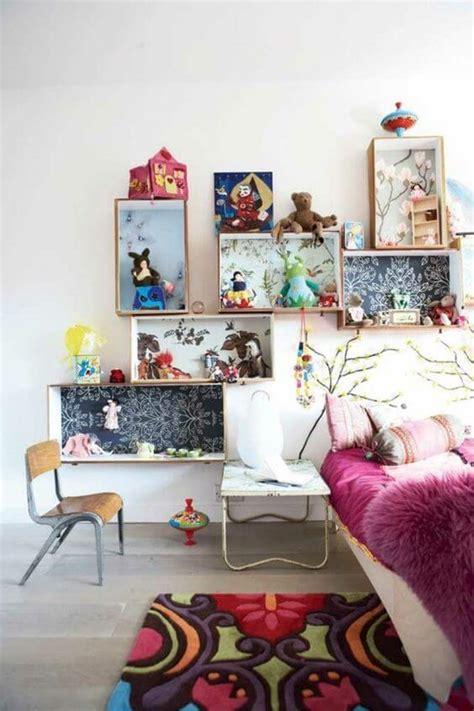 libreria fai da te libreria e scaffali per camerette con il riciclo creativo