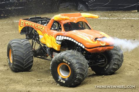 monster jam trucks list the history of monster trucks the news wheel