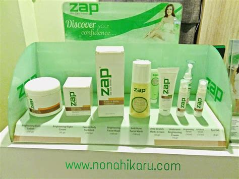 Krim Wajah Zap sponsored review rejuvenation at zap travelling