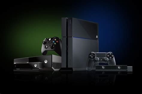 ps4 console vs xbox one xbox one vs ps4 which console is best digital trends
