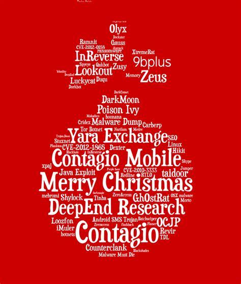 contagio merry christmas  happy  year