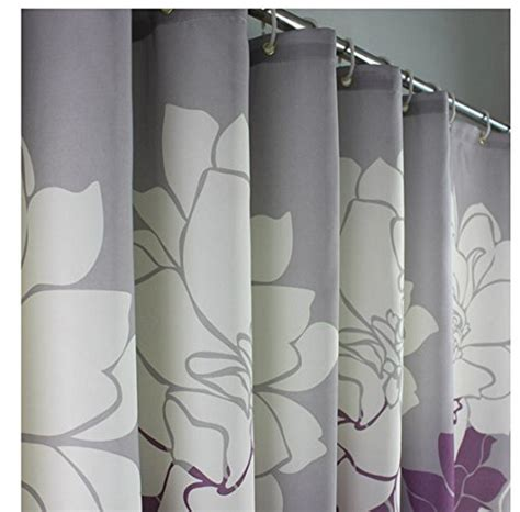 72 by 78 shower curtain eforgift 72 inch by 78 inch floral printed shower curtain