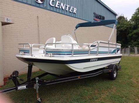 hurricane deck boat for sale in nc 1996 hurricane 196r fun deck morganton nc for sale 28680