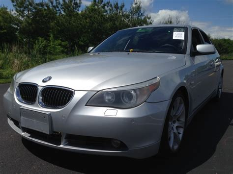 used 2005 bmw 545i sedan 4 dr 9 890 00