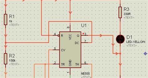 membuat jam digital dengan ic 555 rangkaian pembangkit pulsa dengan ic ne 555 yusuf adi