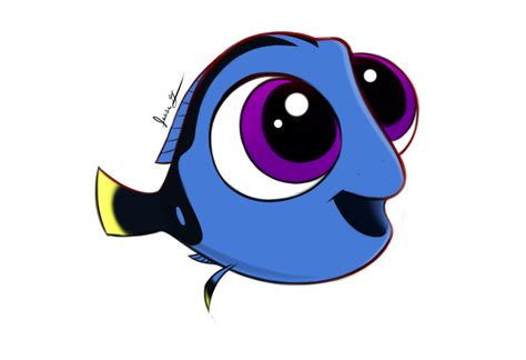 dory clipart baby dory by jessemg on deviantart