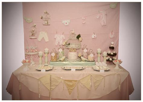 Themed Baby Shower by Vintage Bird Themed Baby Shower