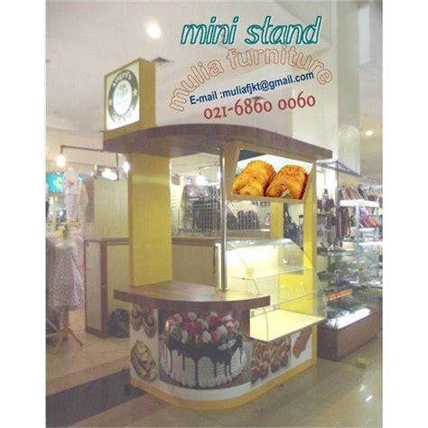 Jual Rak Display Makanan jual cafe etalase makanan roti kue food display