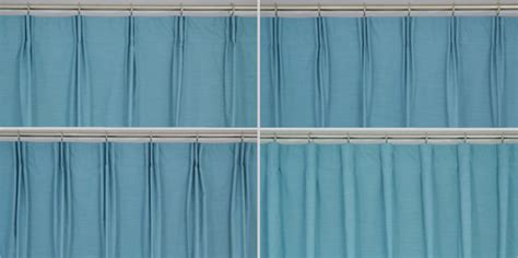 types of curtain pleats curtain heading style custom curtains drapes draperies