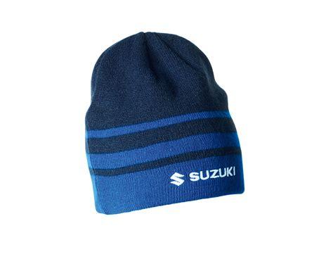 Suzuki Hat Suzuki Mens Womens Accessory Team Cap Hat Winter Beanie