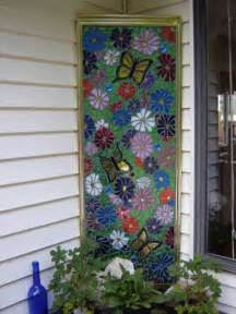 stained glass shower door 28 stunning mosaic projects for your garden amazing diy