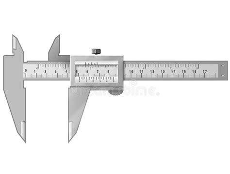 viol 237 n ilustraci 243 n en blanco y negro descargar vectores dibujos de calibrador vernier calibrador a vernier aislado