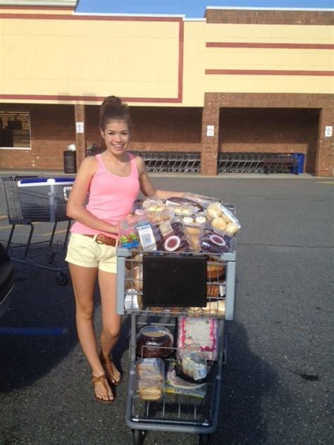 Clemmons Food Pantry by Miss Carolina Jr Abigail Satter Volunteers At